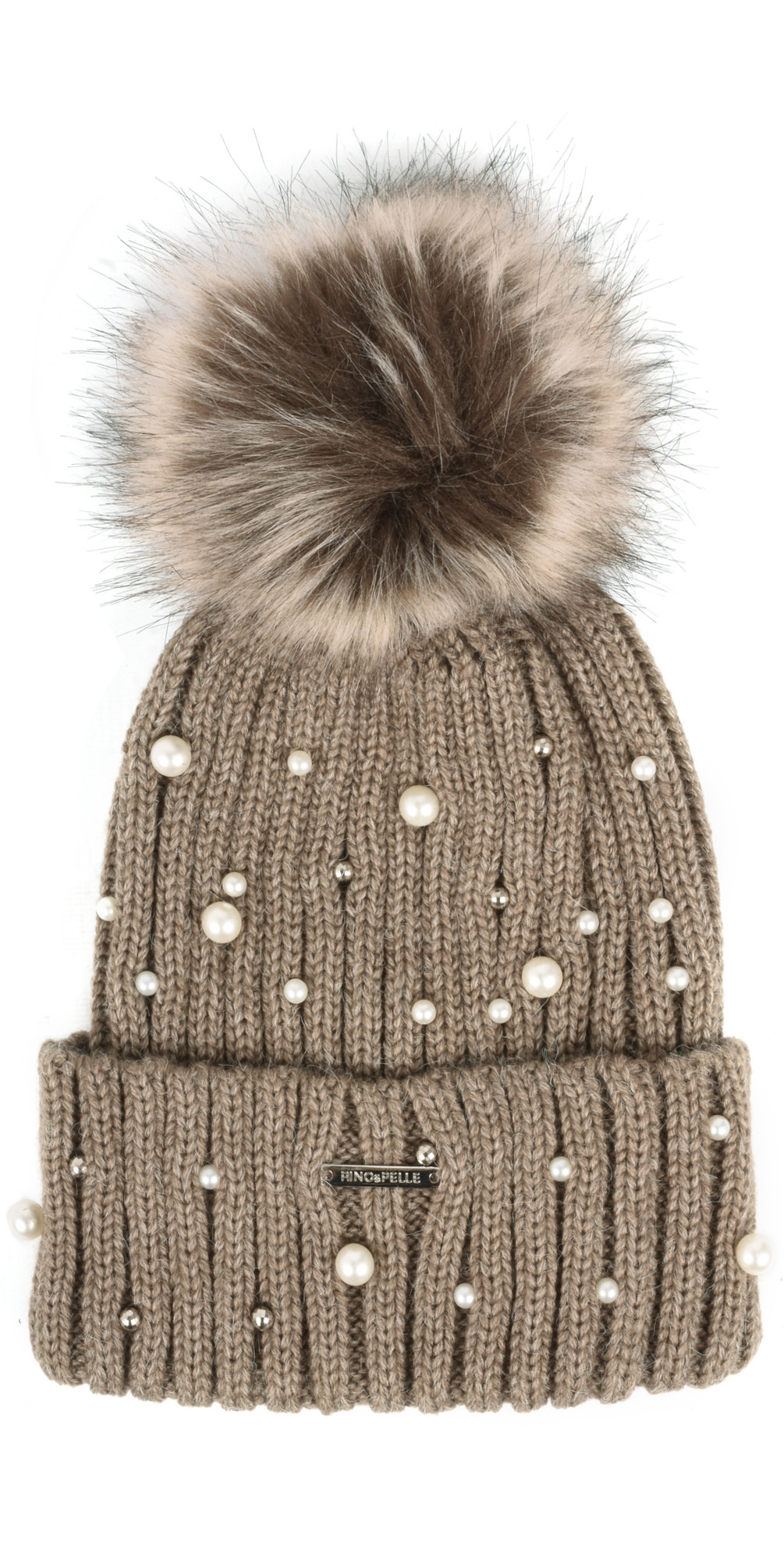 Bobble Hats with Pearls main image