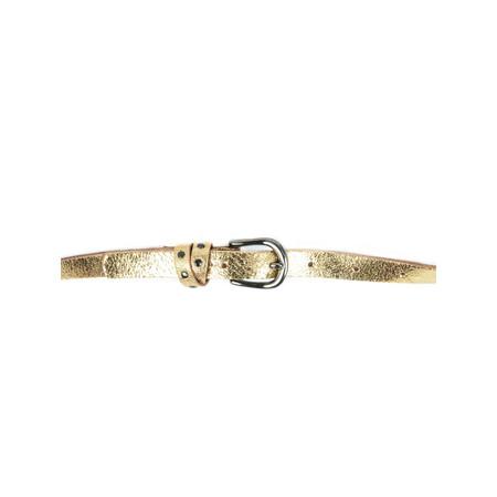 Sandwich Clothing Gold Belt - Gold