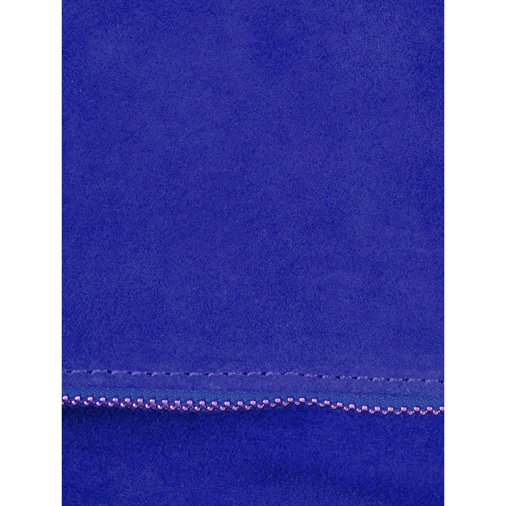 Gemini Label Bags Silvi Clutch Bag Royal Blue