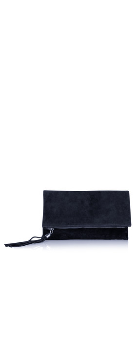 Gemini Label Bags Silvi Clutch Bag Navy