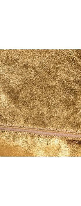 Gemini Label Bags Silvi Clutch Bag Bronze