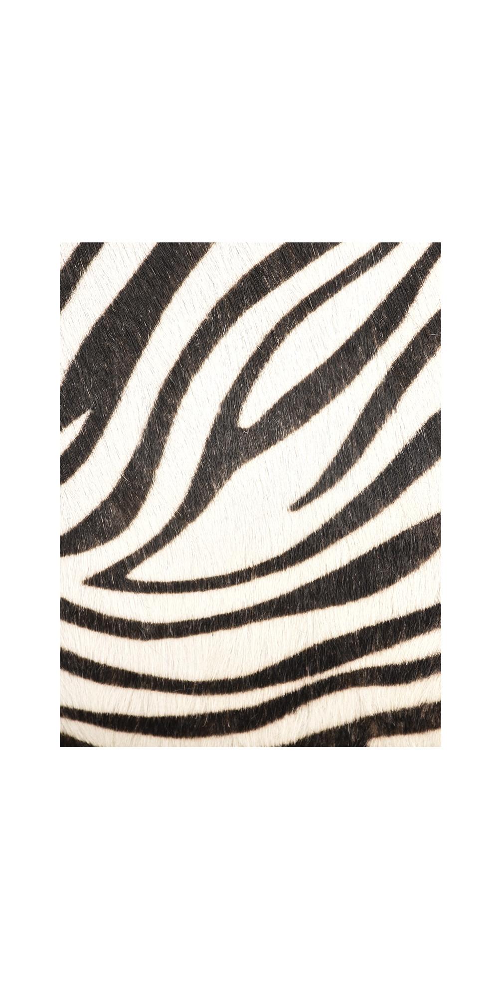 Pinkie Leather Animal Print Bag main image