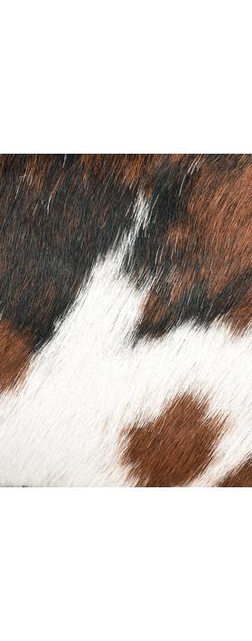 Gemini Label Bags Pinkie Leather Animal Print Bag Pony