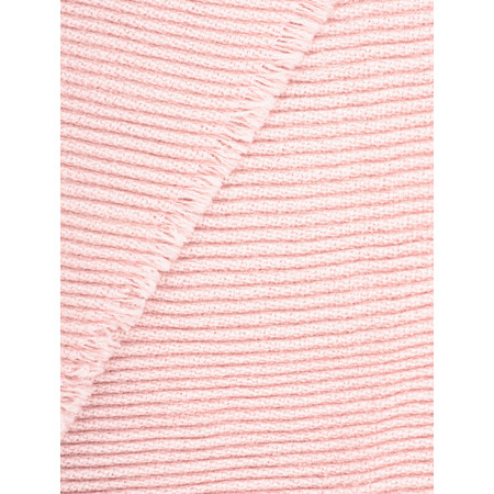 V.Fraas Ribbed Wrap Scarf - Pink