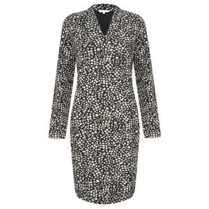 Sandwich Clothing French Terry Cheetah Dress