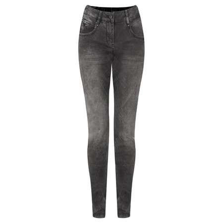 Sandwich Clothing Stretch Denim Jean - Grey