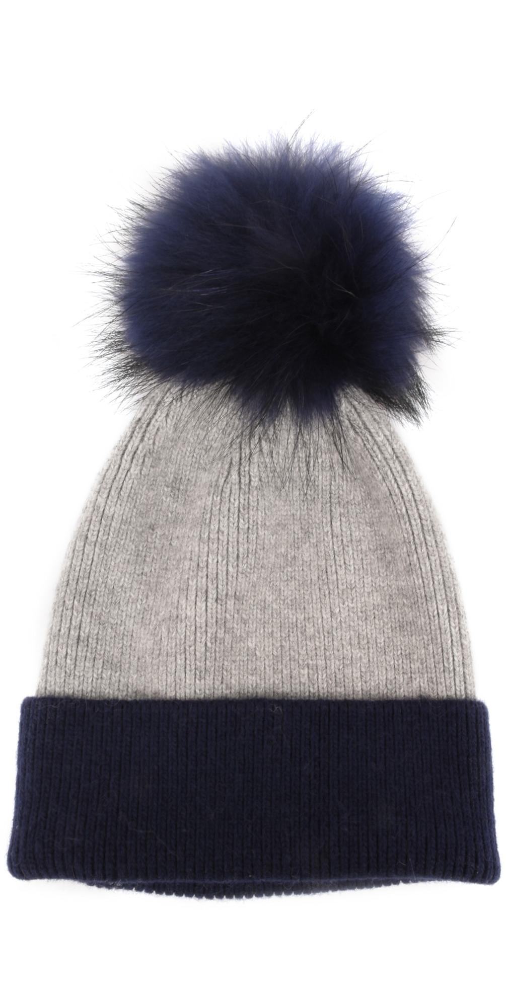 Lola B Hat with Pom main image