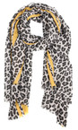 Leni Leopard Scarf additional image