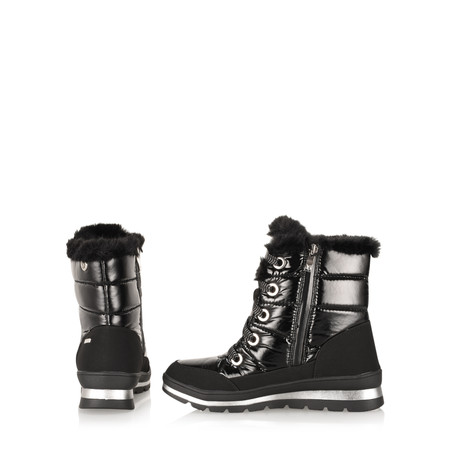 Caprice Footwear Wanda Nordic Ankle Snow Boot - Black