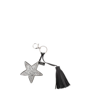 Eliza Gracious Tia Crystal Star Tassle Bag Charm