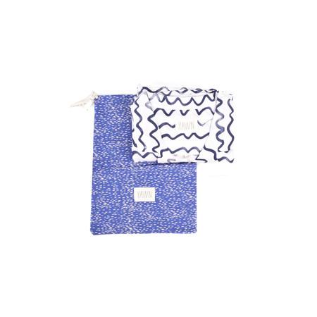 Yawn Uncharted Pyjama Gift Set - Blue
