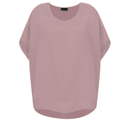 Aisling Dreams Lisel Satin Edge Top - Pink
