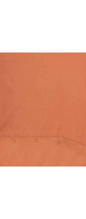 Aisling Dreams Lisbet Satin Edge Tunic Rust