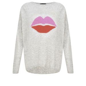 Luella Kiss Cashmere Blend Jumper