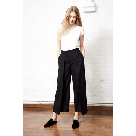 French Connection Tallulah Culottes - Black