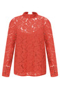 Great Plains Soft Amber  Joni Lace Top