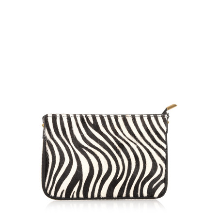 Gemini Label  Panni Small Cross Body Bag - Black