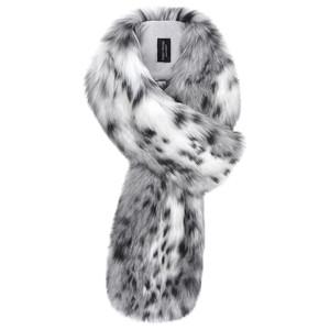 Helen Moore Loop Faux Fur Scarf