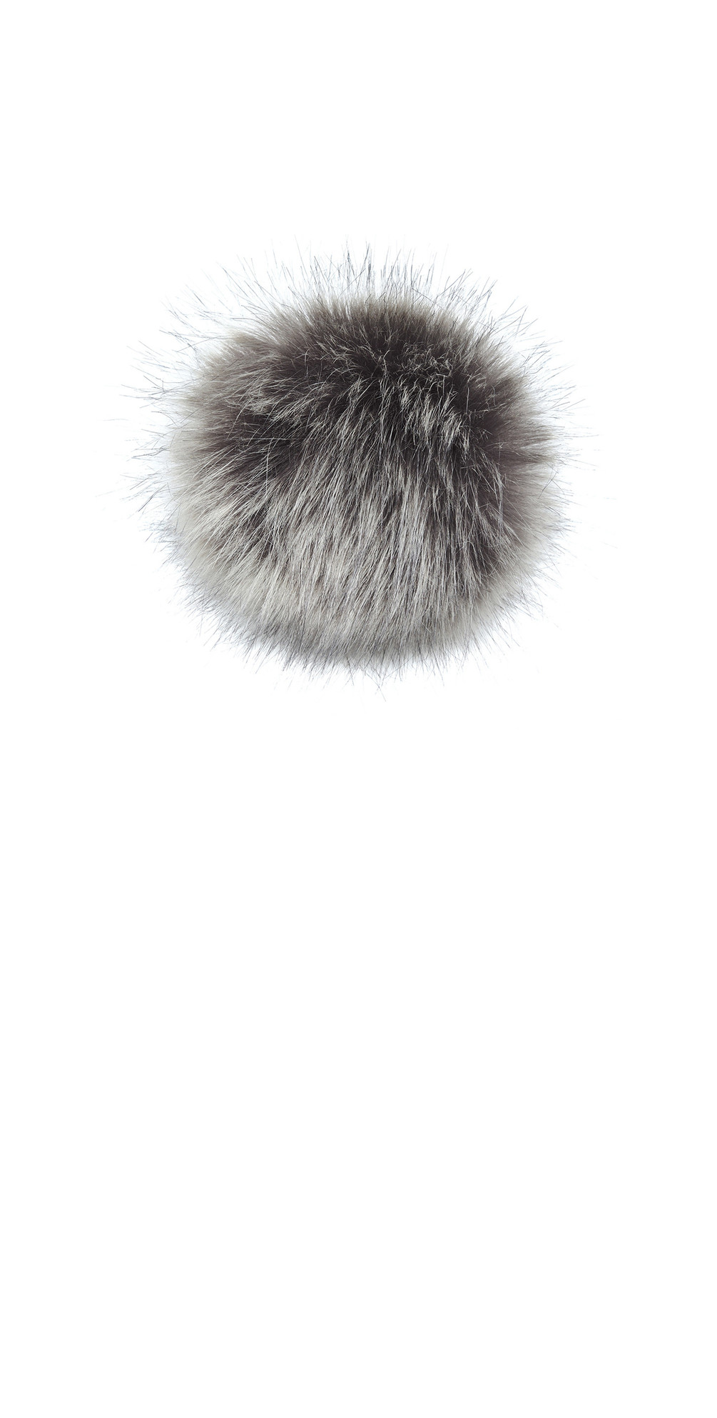 Faux Fur Single Pom Pom main image