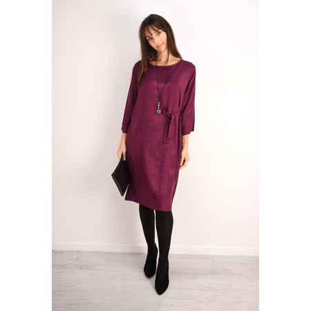 Masai Clothing Nonie Dress - Purple