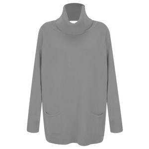 Amazing Woman Anna Easy Fit Roll Neck Jumper