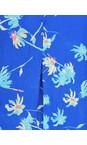 Adini Blue Camilla Print Zoe Tunic