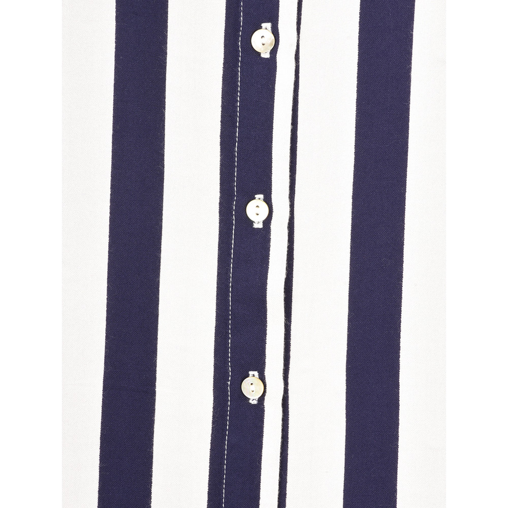 Adini Mainsail Stripe Surf Tunic Navy / White