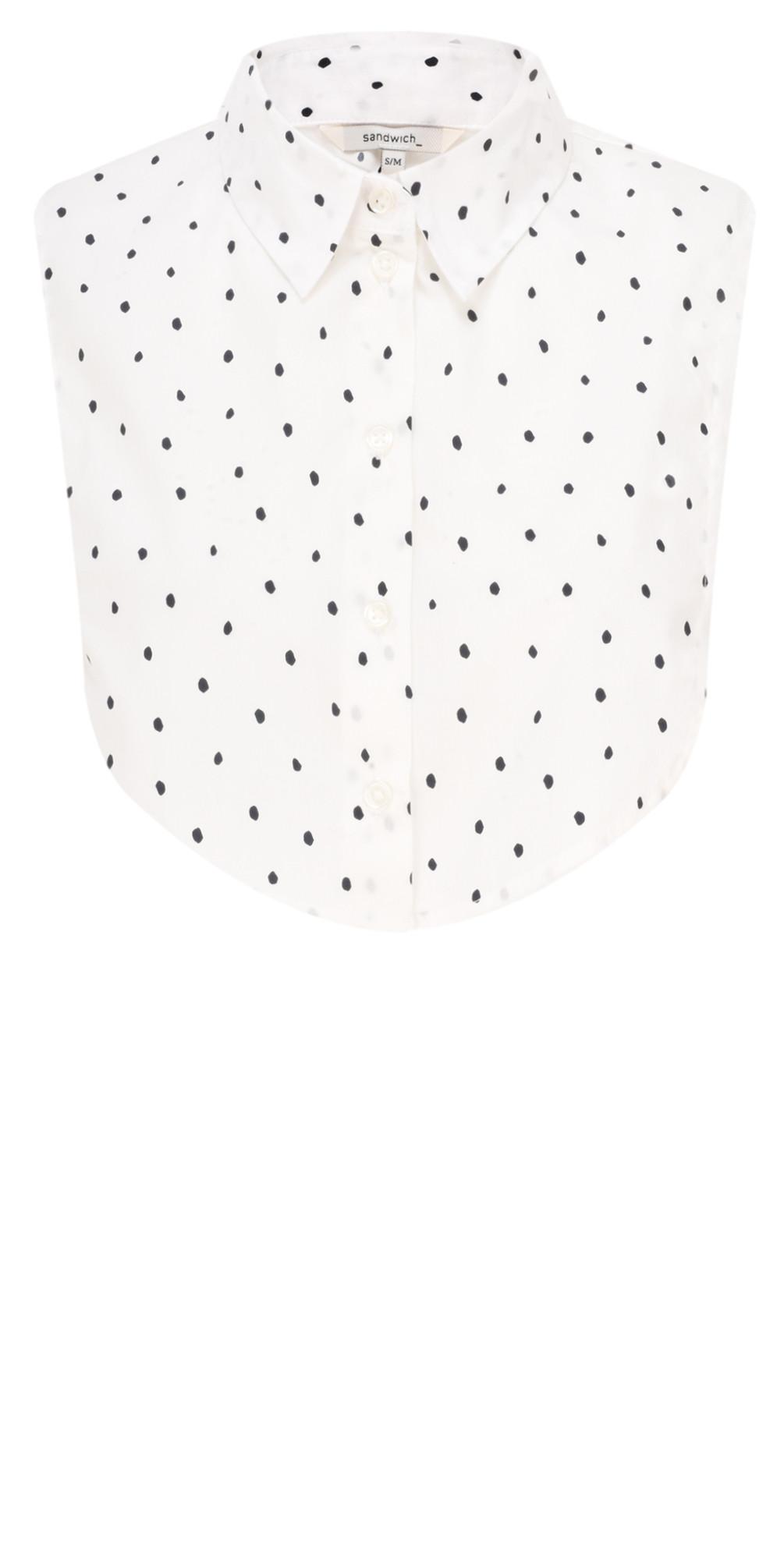 Cotton Dot Collar  main image