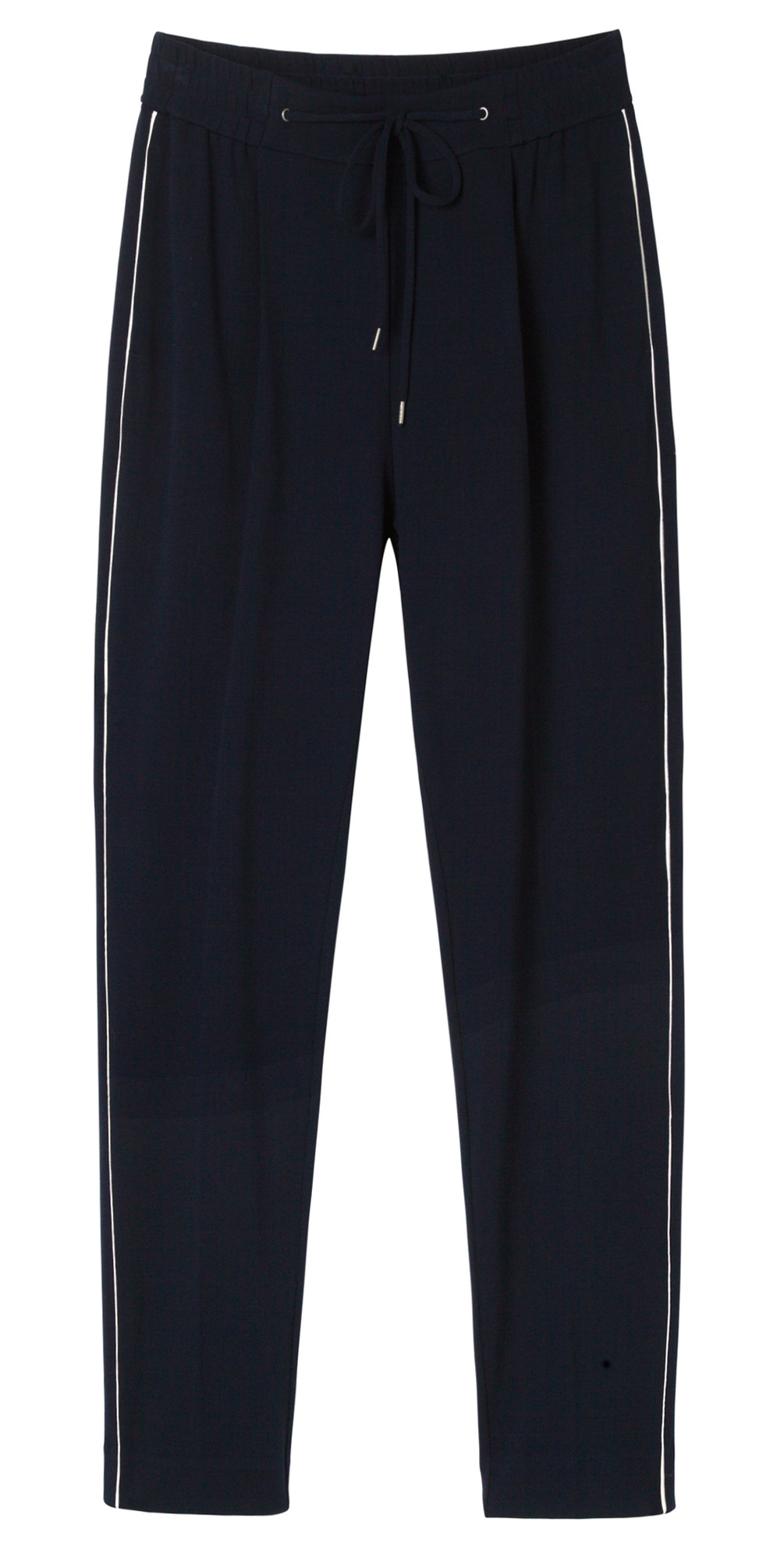 Crepe Jersey Straight Leg Trouser main image