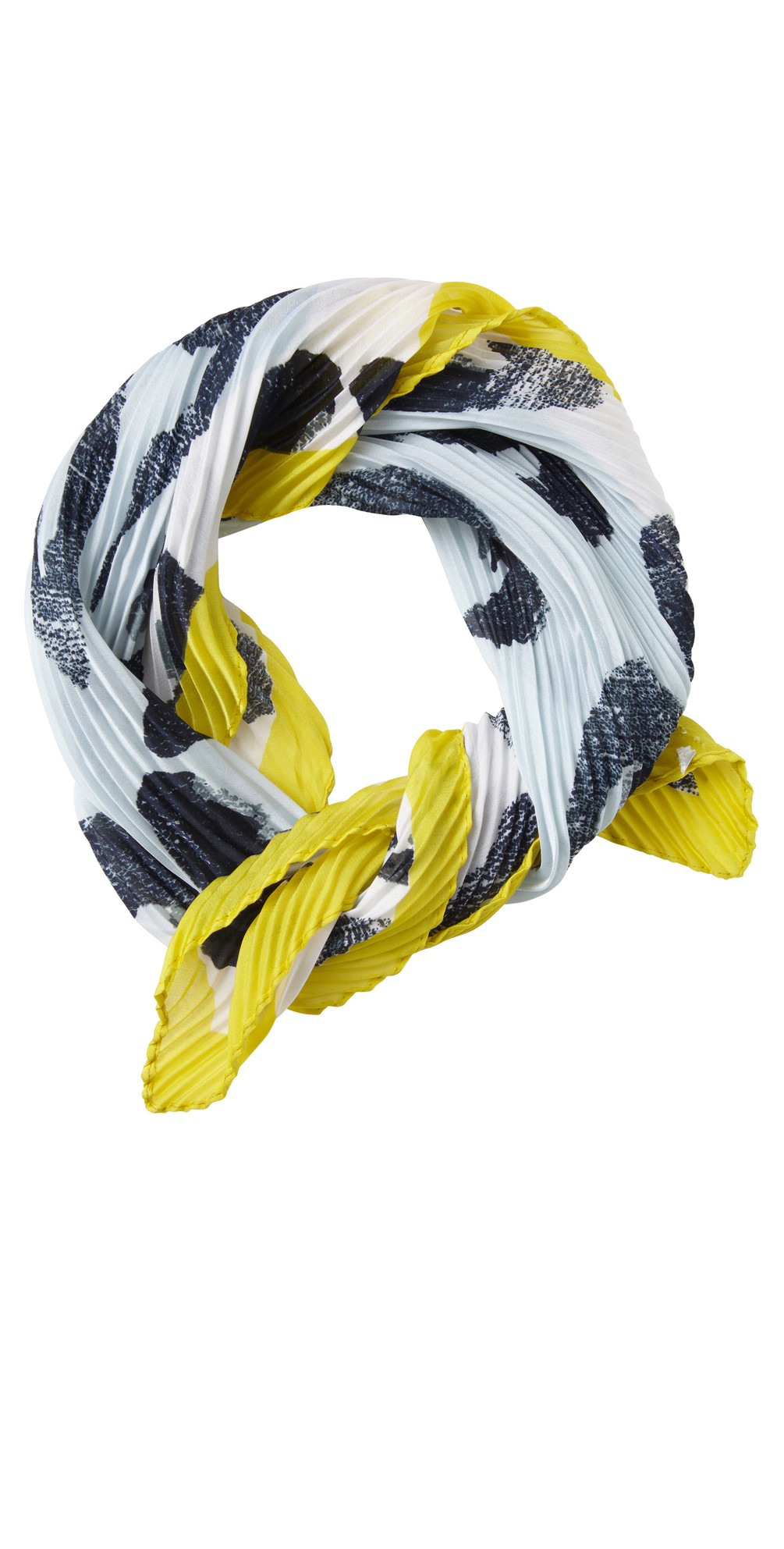 Square Abstract Animal Becky Scarf main image