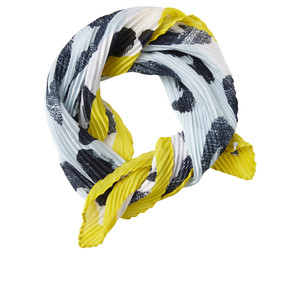 Sandwich Clothing Square Abstract Animal Becky Scarf