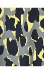 Sandwich Clothing Deep Jade Abstract Animal Spot Print Dress