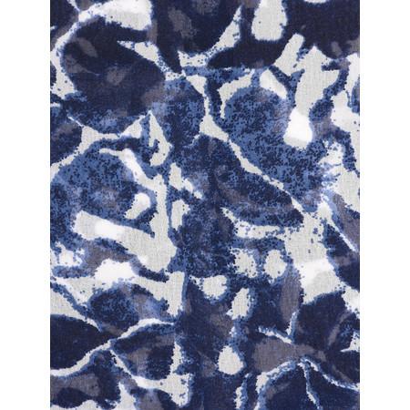 Adini Udaipur Print Udaipur Scarf - Blue