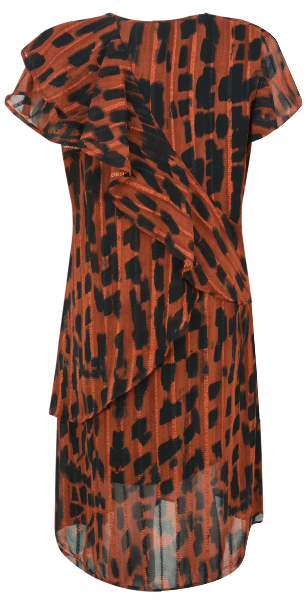 Ace Animal Print Dress main image
