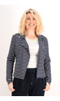 Striped Jersey Jacket additional image