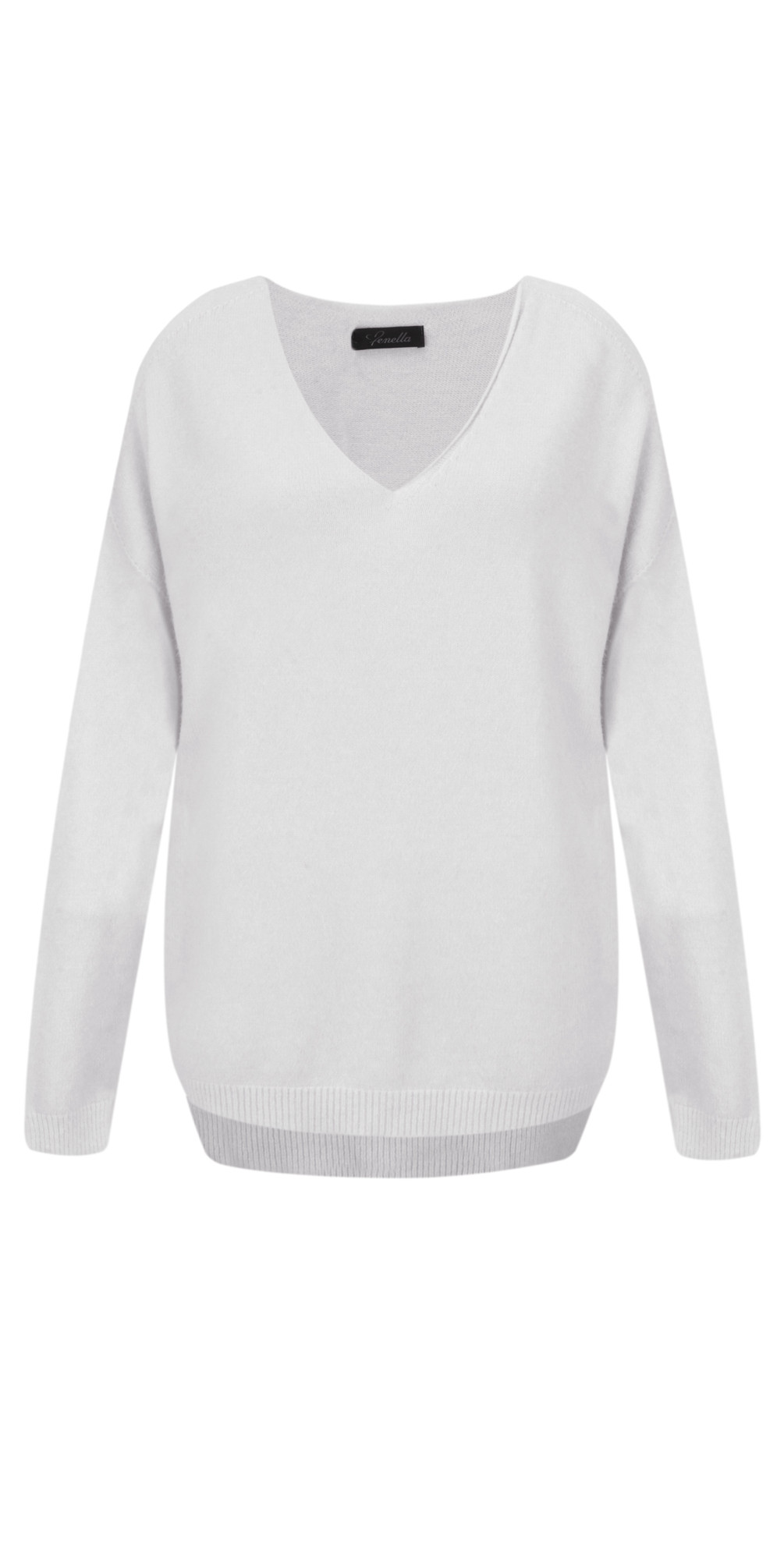 Emmie EasyFit V-neck Knit Jumper main image
