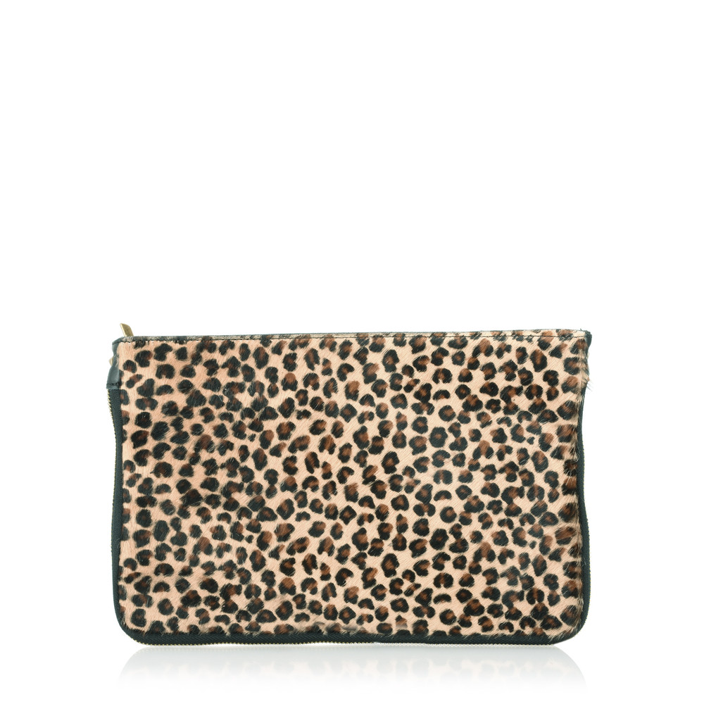 Gemini Label Bags Paola Animali Clutch Jaguar