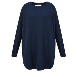 Amazing Woman Wylda Side Split Knit Jumper