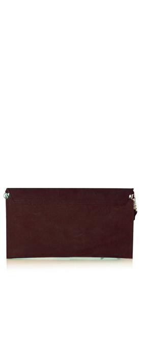 Gemini Label Bags Paluzza Handbag Burgundy