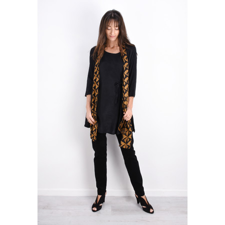 Masai Clothing Gydetti Tunic - Black