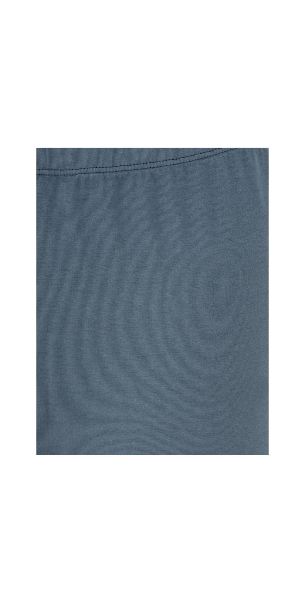Elze Plain Cotton Leggings main image