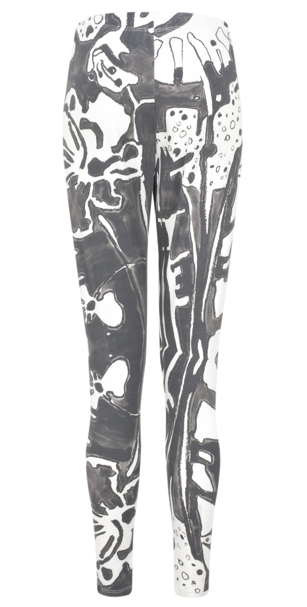 Elina Printed Jersey Leggings main image