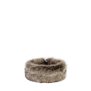 Helen Moore Faux Fur Huff