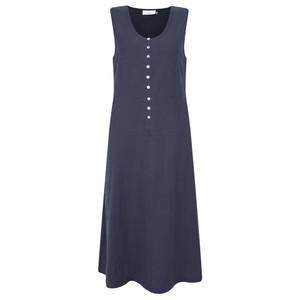 Adini Cotton Slub Emmie Dress