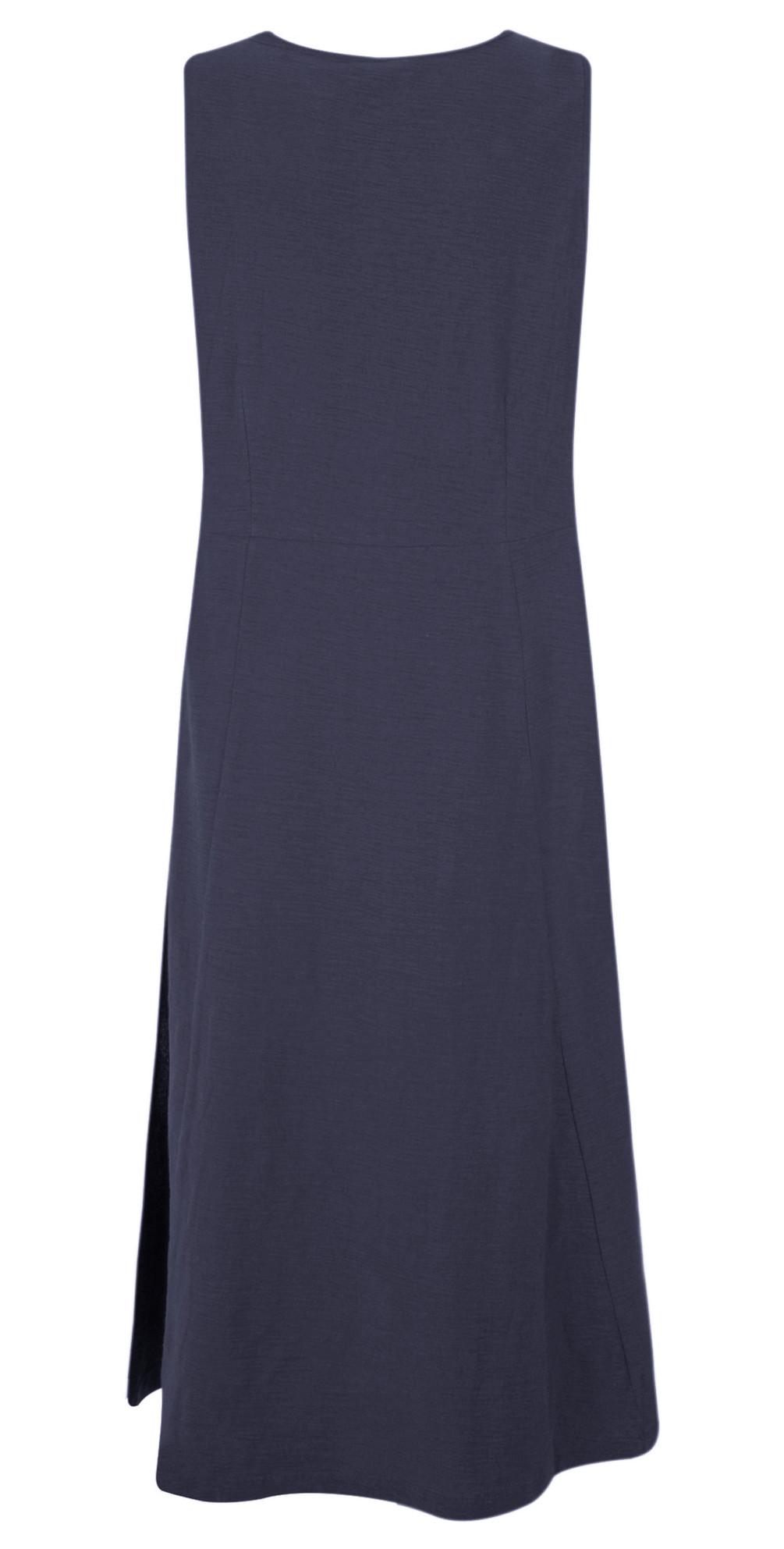 Cotton Slub Emmie Dress main image