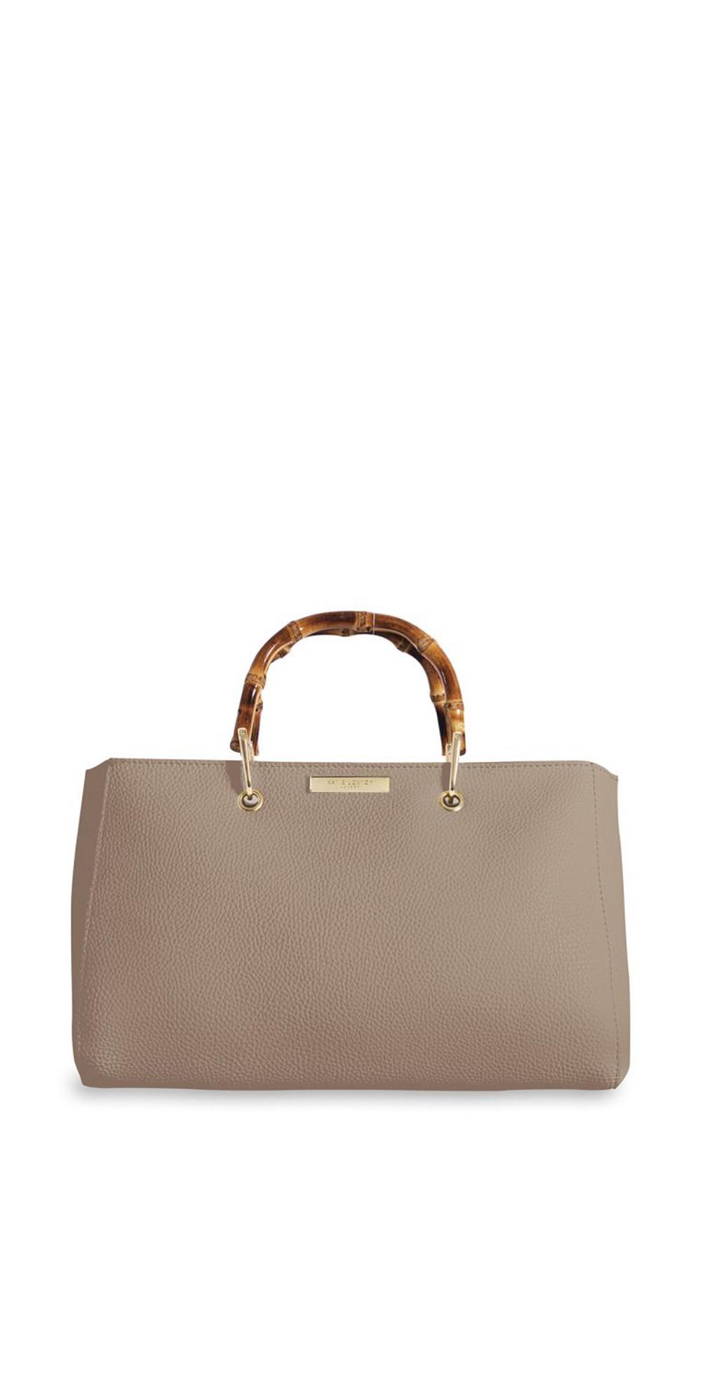 Avery Bamboo Handbag main image