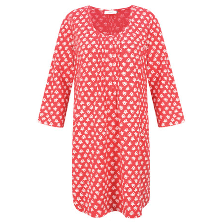 Adini Oooty Print Brooke Tunic - Red