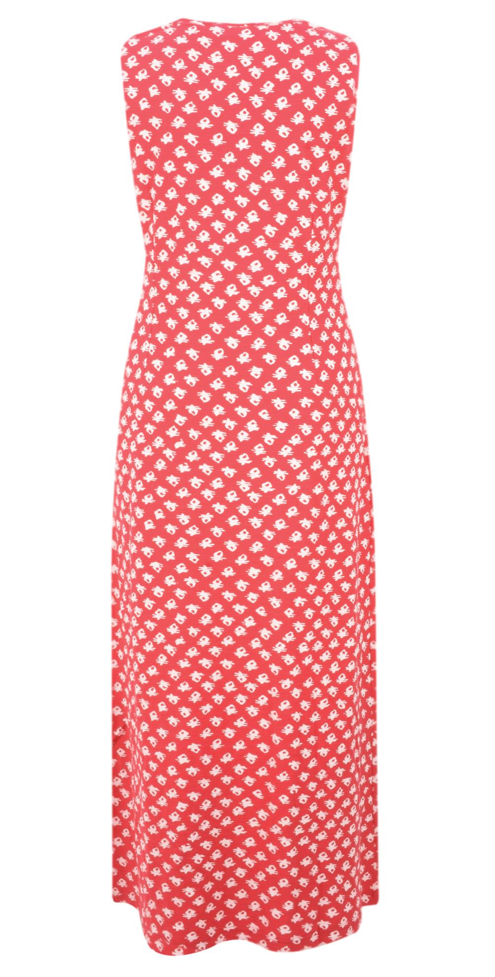 Ooty Print Shelly Maxi Dress main image