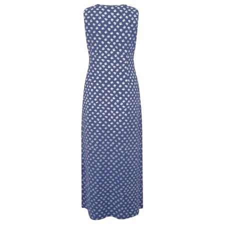 Adini Ooty Print Shelly Maxi Dress - Blue