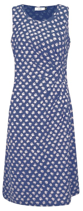 Adini Ooty Print Ooty Dress Navy